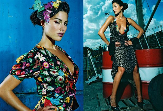 Miami river May 27, 2009 Look book for ASH