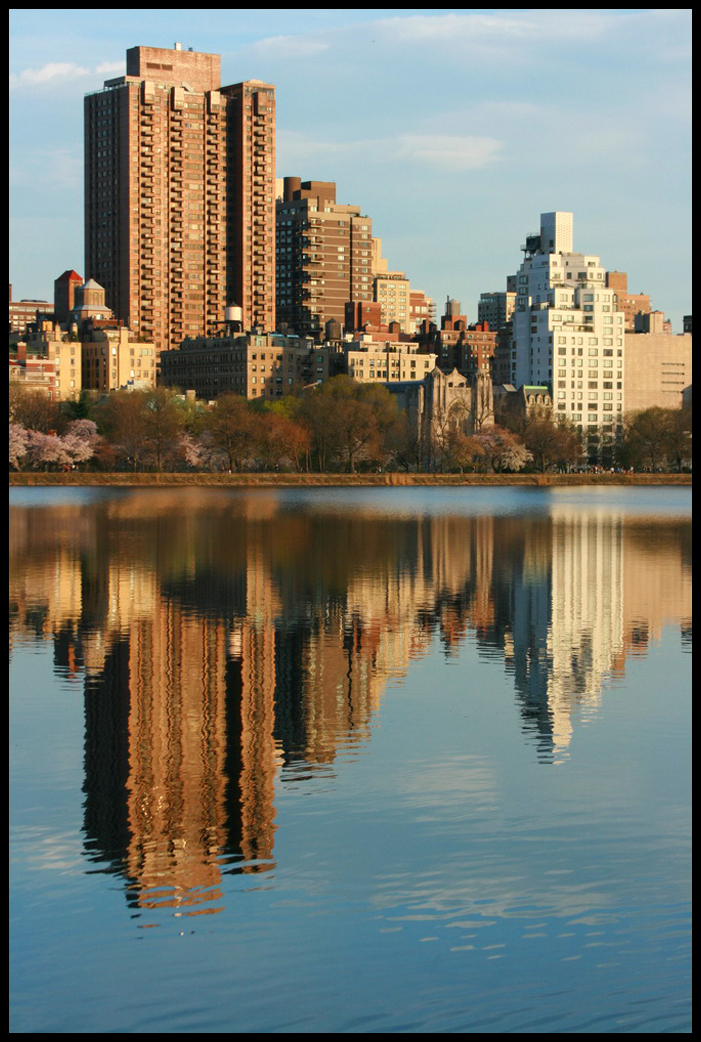 NYC May 27, 2009 science - Urban Visual Perception A Tranquility Moment