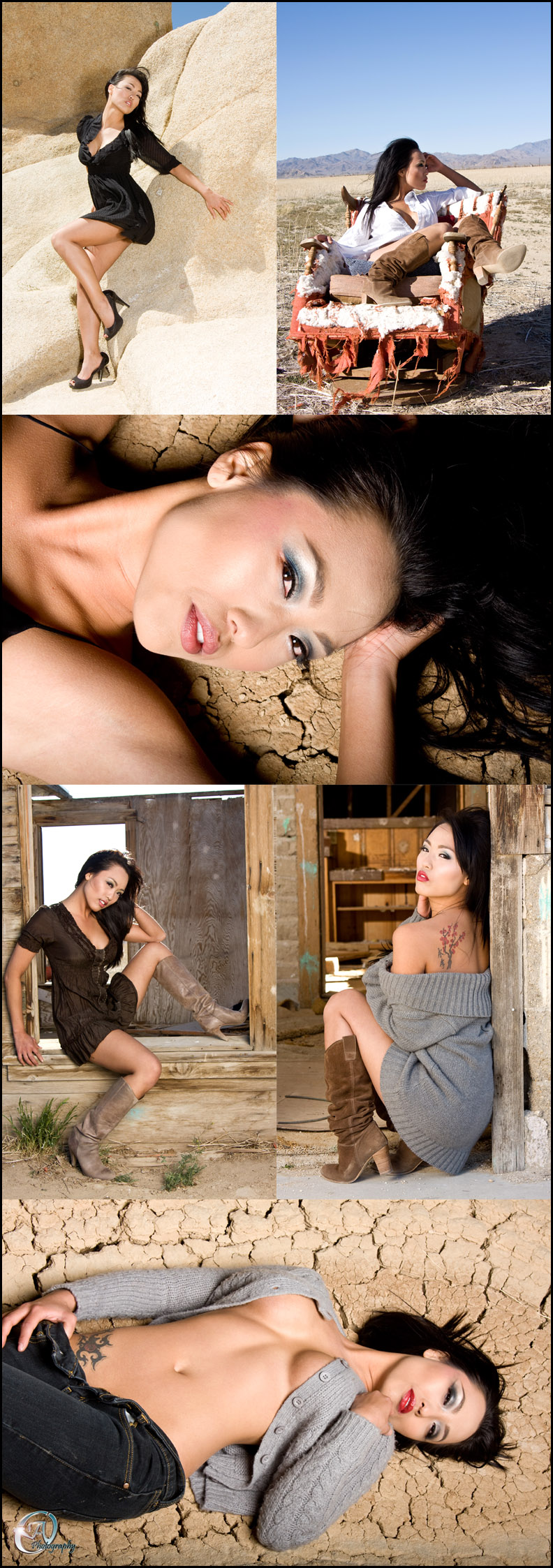 Male and Female model photo shoot of JAO Photography and Kitty Lee PB