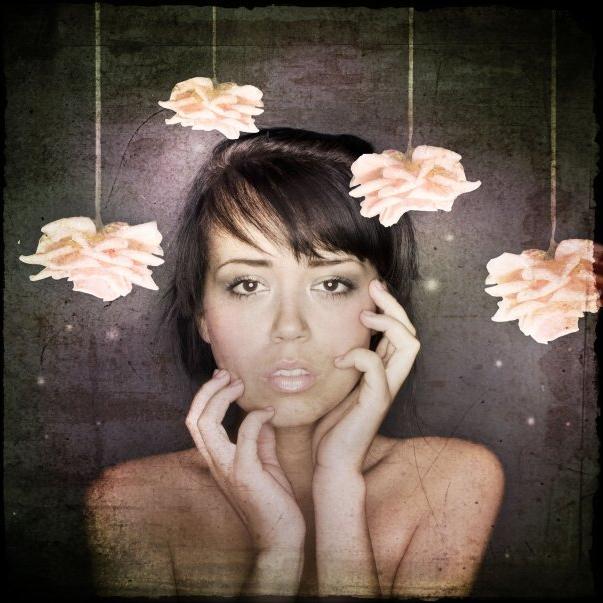 Female model photo shoot of Lauren De Baun