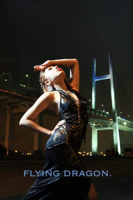 daikoku wharf, yokohama May 31, 2009 Tatsu Dragon Ishiduka COPYRIGHT ALL RIGHTS RESERVED model:mami (no on MM)
