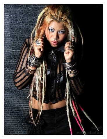 Jun 02, 2009 Photographer: Michael MUA: Wati Manson aka ME