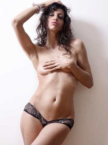 Female model photo shoot of Anita Menotti by S_STUDIO in Brooklyn, NY