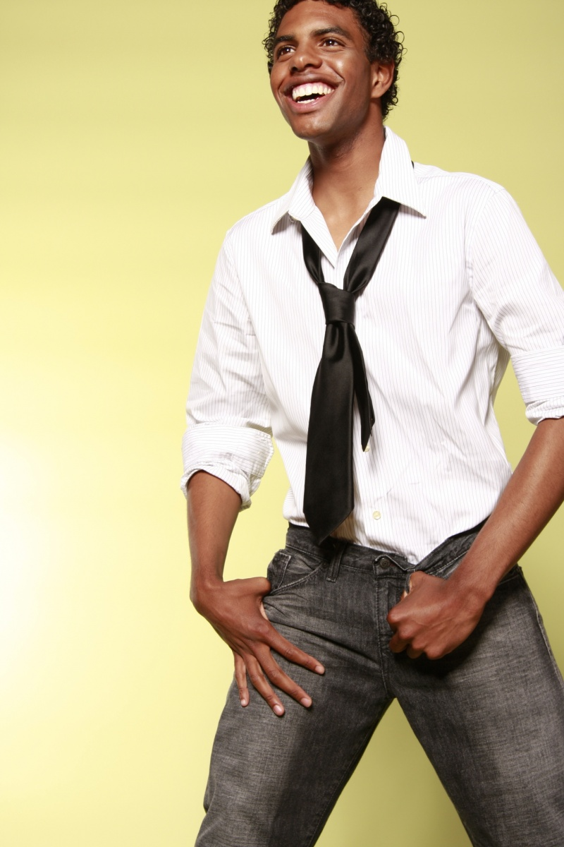 Male model photo shoot of brownkid81