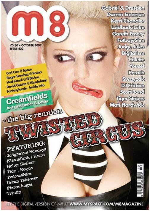 Jun 03, 2009 M8 magazine