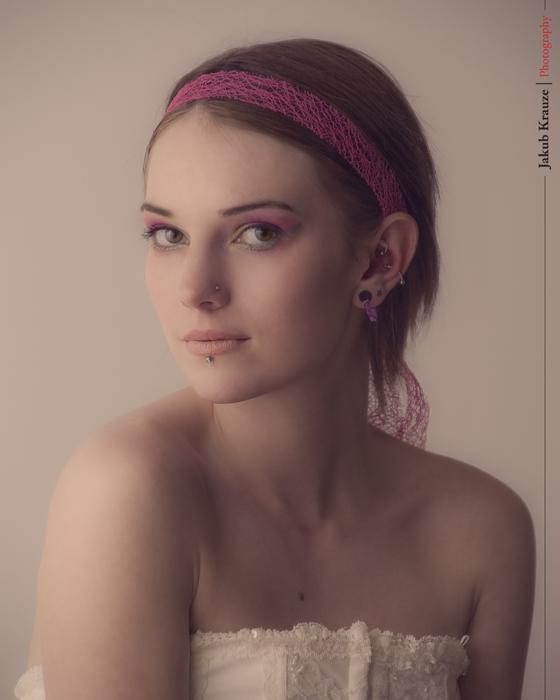 Male model photo shoot of Kubowski in Studio