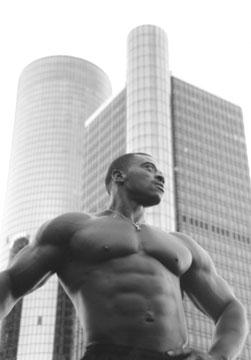 Male model photo shoot of VATO