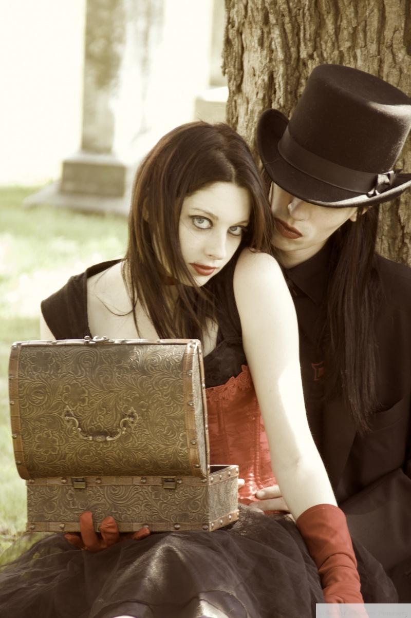 Iowa City, IA - Cemetery Jun 05, 2009 Beautiful Disasters Photography & Megan & Michael Inside the Box