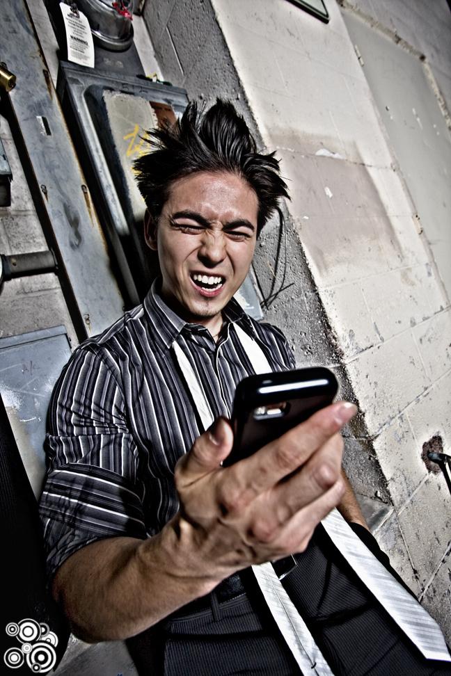 vegas  Jun 07, 2009 ©2009FelixGPhotography  Shut up!