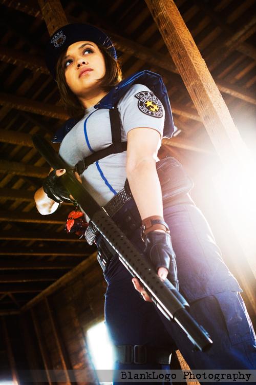 West Covina, CA Jun 07, 2009 BlankLogo Photography Jill Valentine - Resident Evil