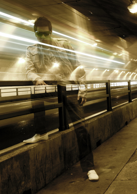 Stockton Tunnel, SF Jun 07, 2009 Pollock Photography DJ Santiago Lopes