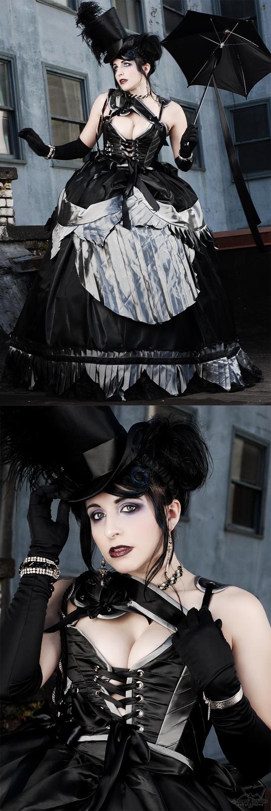 Jun 07, 2009 Hair & makeup by me; outfit by Squeak Designs; photo by Danger Ninja