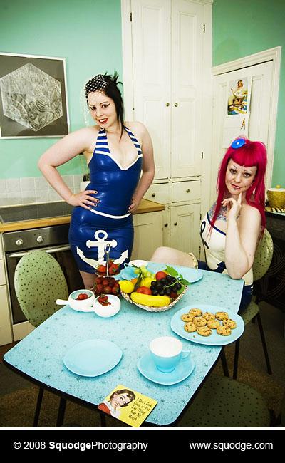 Jun 08, 2009 www.hellodollylatex.com hello sailor anchor skirt & candy striped halter and hello sailor anchor top