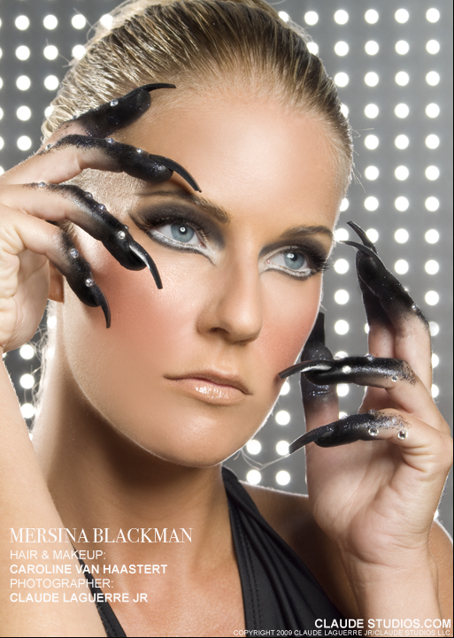 Jun 08, 2009 Claude Studios Hair/makeup by Me