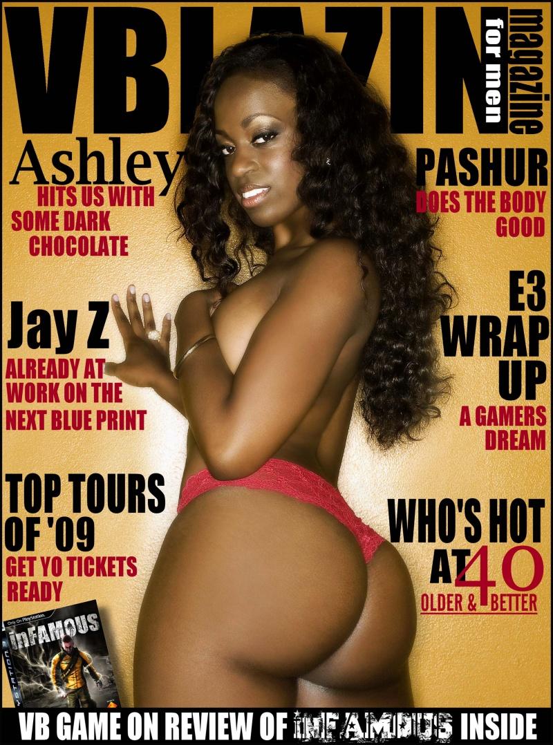 Jun 09, 2009 TW Photo/VBlazin Mgazine Ashley Cover