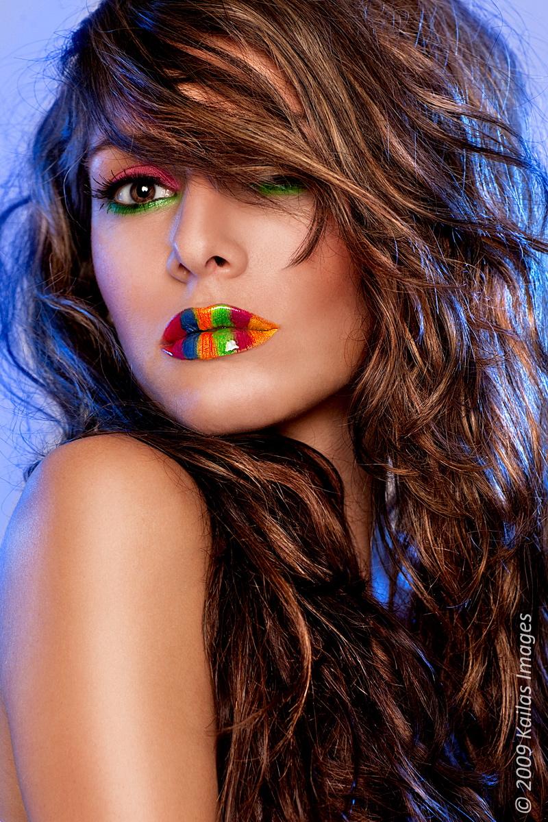 Jun 09, 2009 Kalias images Colorful lips