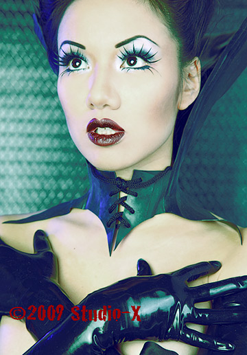 StudioKlinic7 Long Island NY Jun 09, 2009 Studio-X 2009 Jade the Maleficent