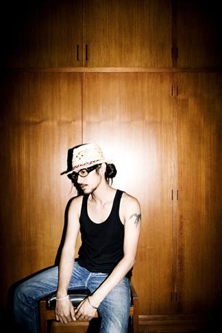 Male model photo shoot of popnroll in BKK