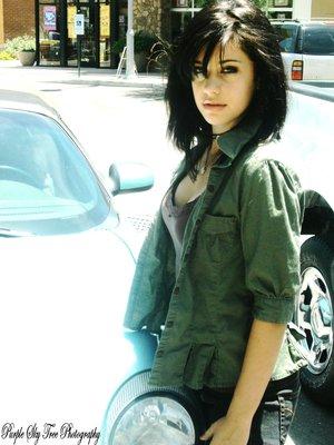 Female model photo shoot of Teresa Codina