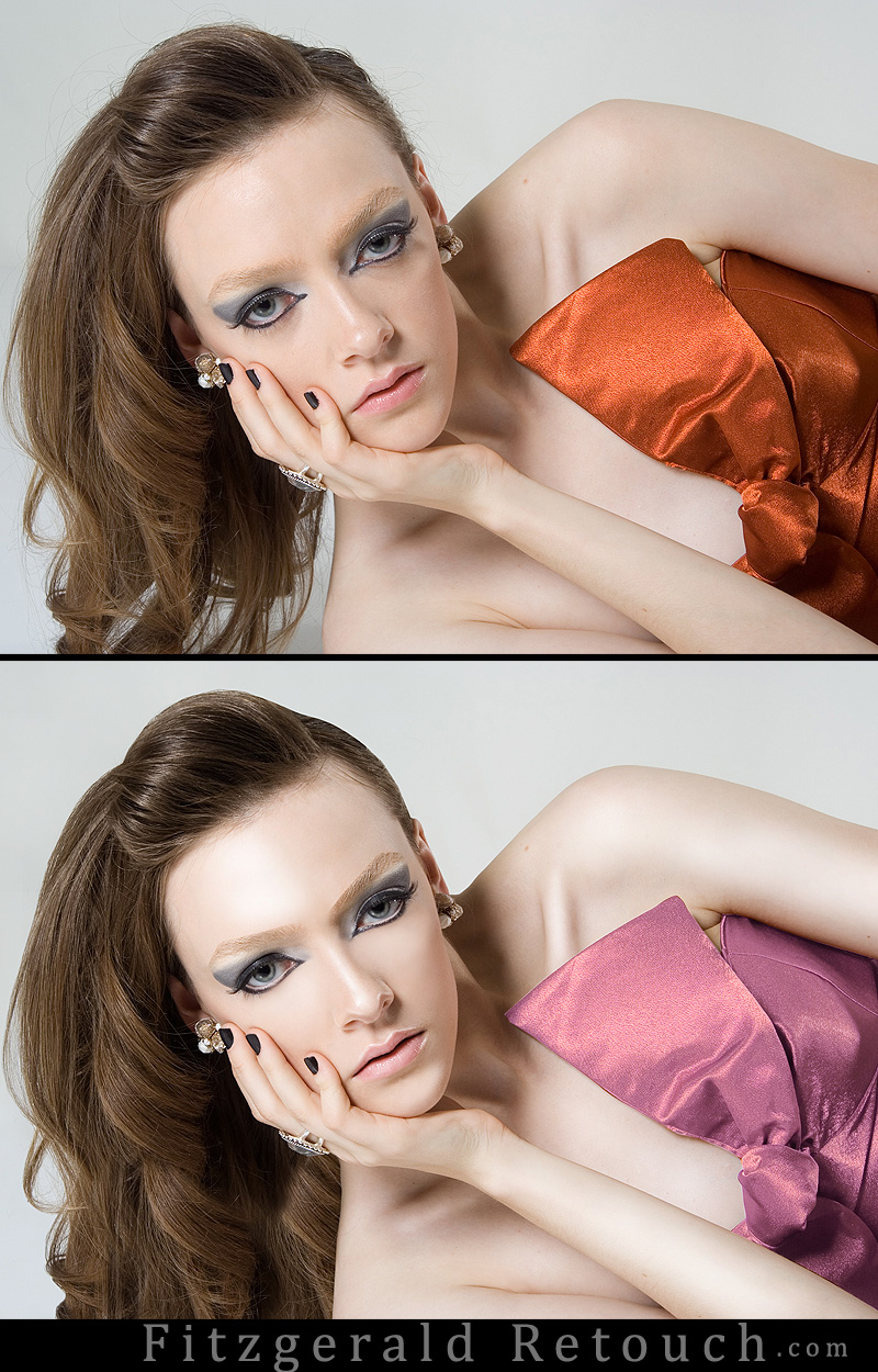 Female model photo shoot of Fitzgerald Retouch
