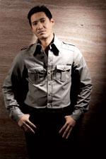 Male model photo shoot of IonAkhmad in Jakarta