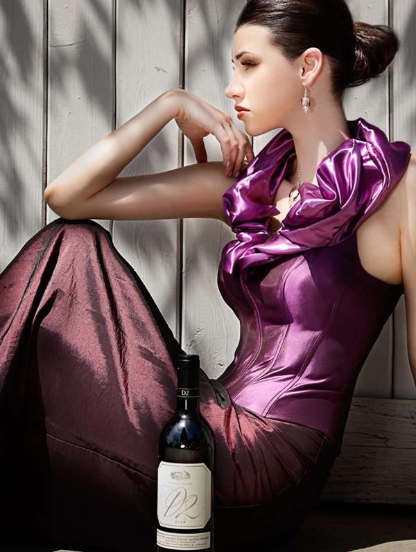 DeLille Estate Jun 12, 2009 Dolce Vita Couture by Sabrina Del Rey