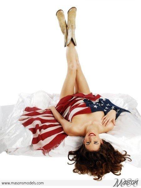 Jun 12, 2009 MasonsModels Proud To Be An American