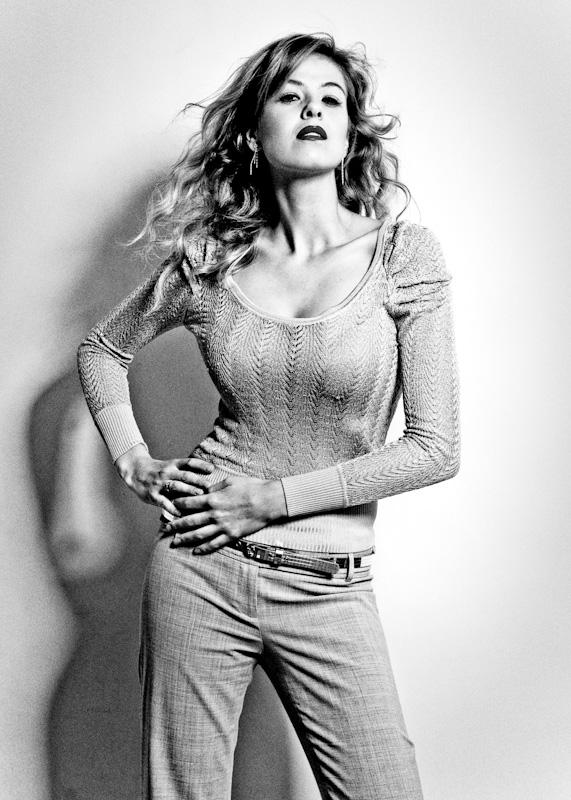 Female model photo shoot of Irina Rus by Dustin Schmidt in USA