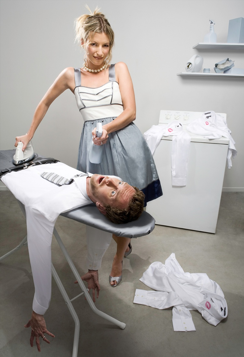 Jun 13, 2009 2009 Marisa Howenstine Dirty Laundry