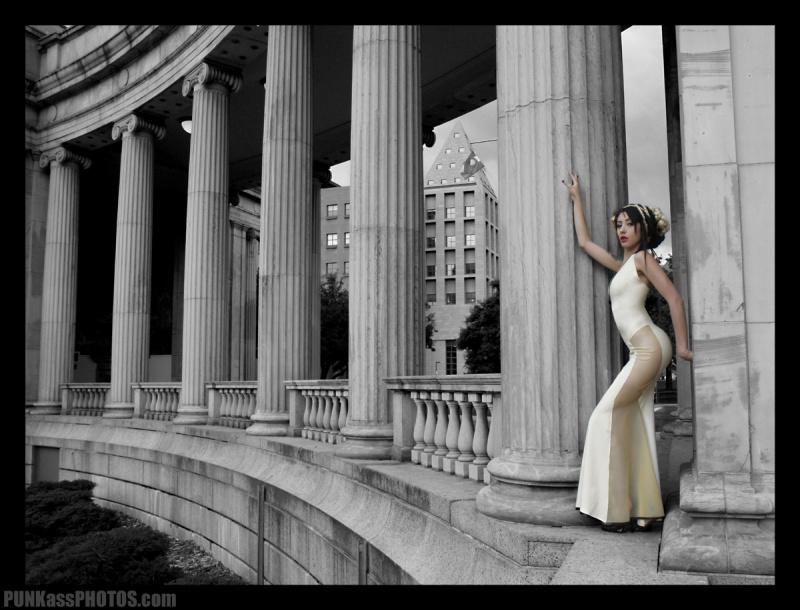 Denver, Colorado Jun 14, 2009 All Rights Reserved ATHENA - Natasha Rae - Zx LATEX Shoot