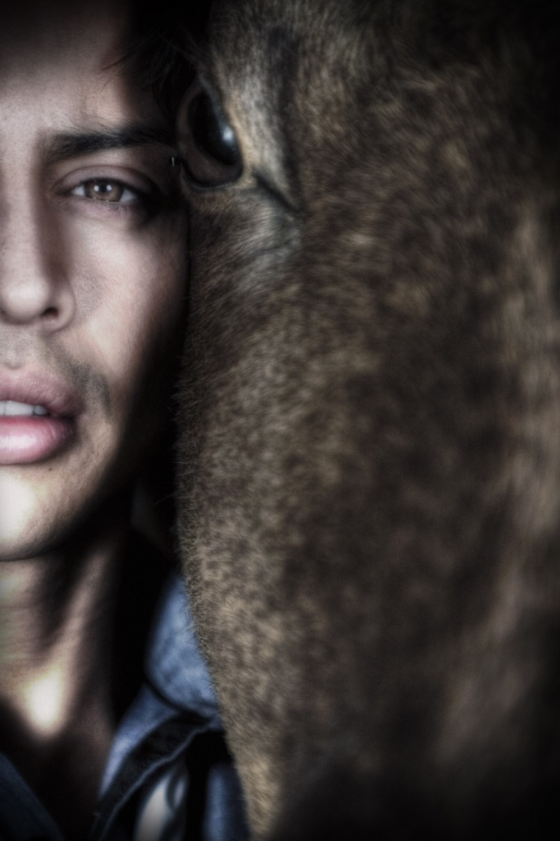 Male model photo shoot of itsfrankenstyle and Hector Lopez Rivera in Oslo, Norway