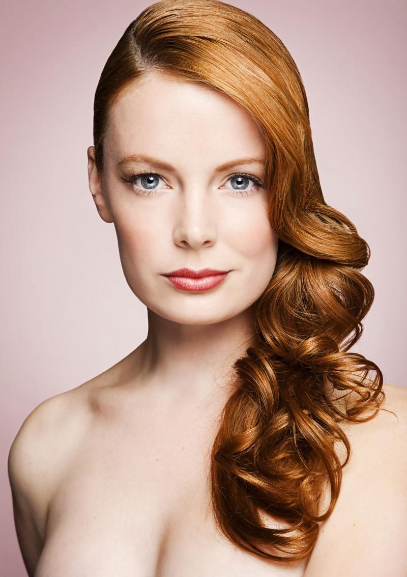 Jun 14, 2009 Kyle Goldie 2009 Model- Linn Bjornland; Hair & MU by Me!