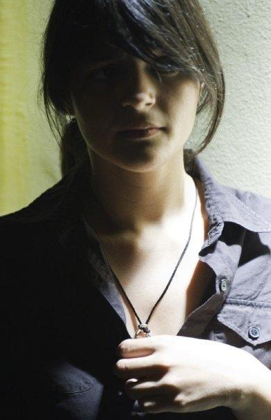 Female model photo shoot of Floresita in Uncommon Gallery