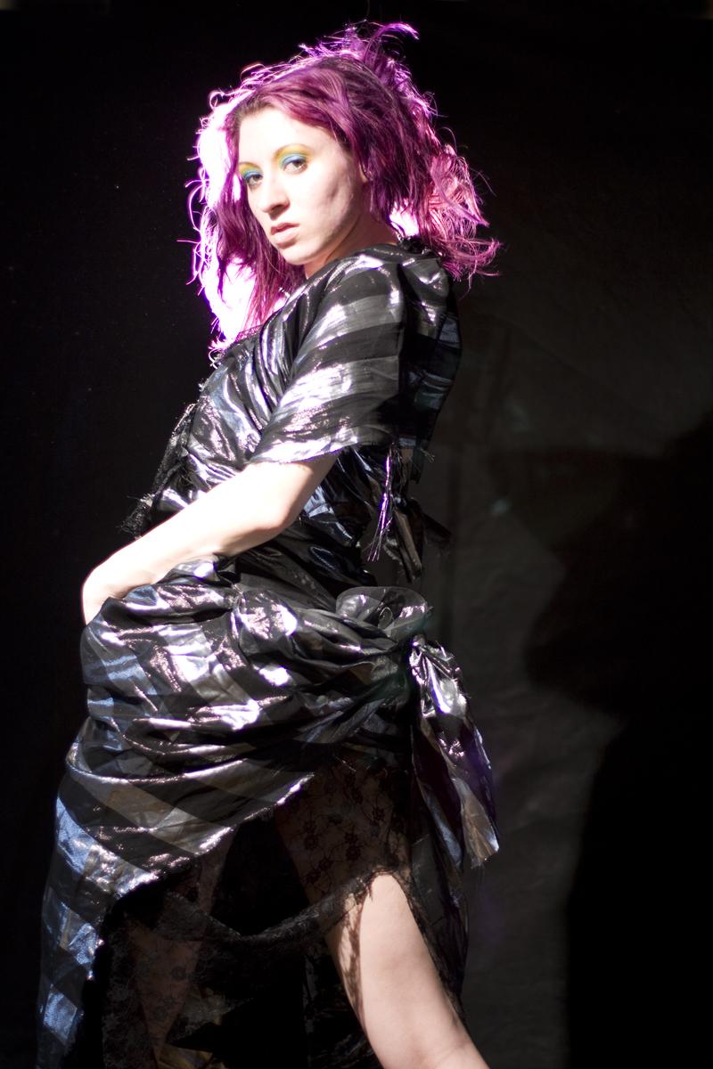 Female model photo shoot of Rozzalyn in BK