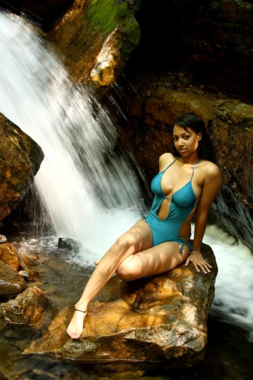 Jun 15, 2009 waterfall (: