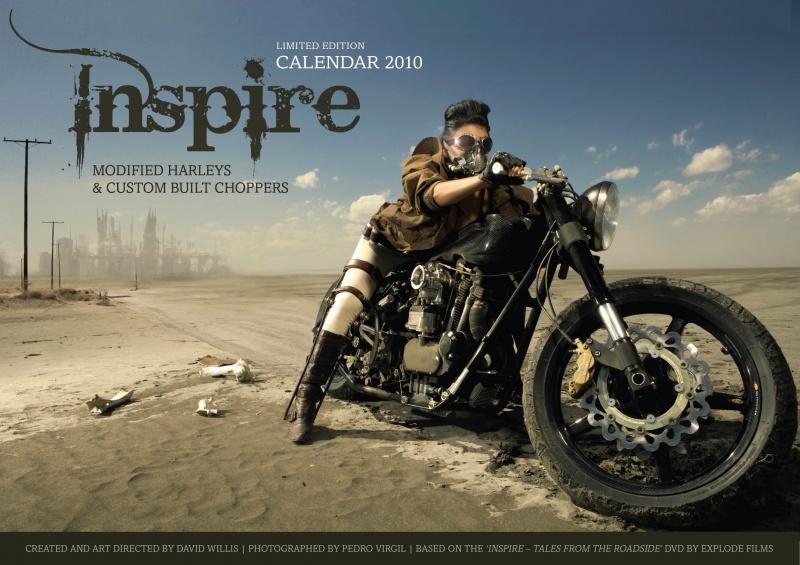 Jun 15, 2009 Inspire Calendar