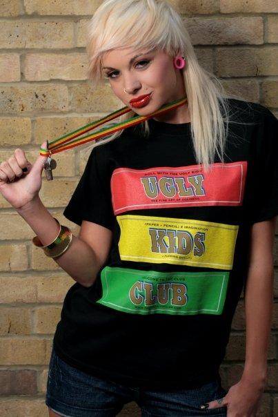 London Jun 17, 2009 Ugly Kids Club