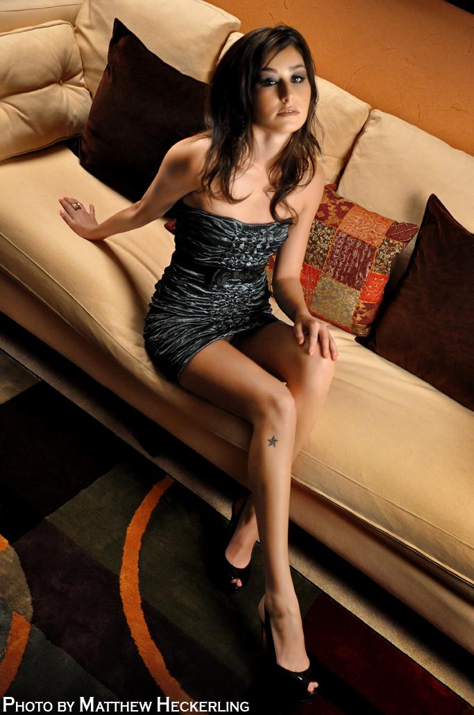 Female model photo shoot of rebecca tripp by Matthew Heckerling