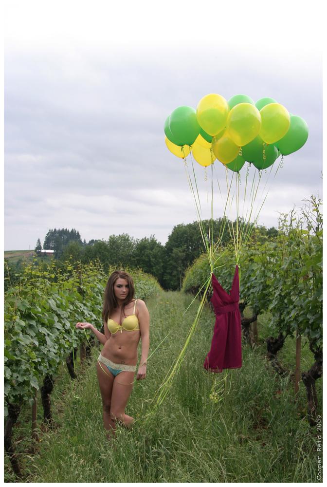 Torii Mor Winery Jun 19, 2009 Cooper Reid 2009 Vines and Balloons