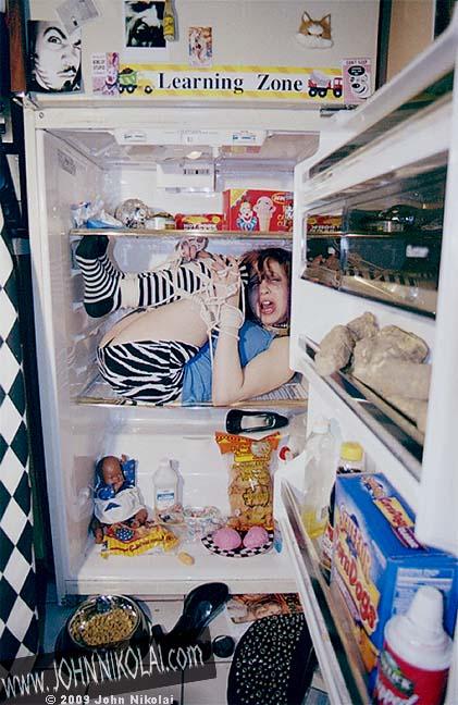 My fridge, dammit! Providence, RI Jun 21, 2009 ©2009 John Nikolai