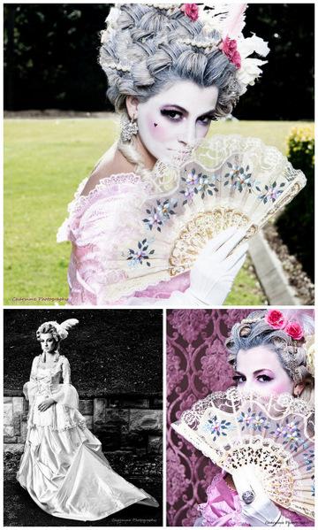 Female model photo shoot of Chic Model