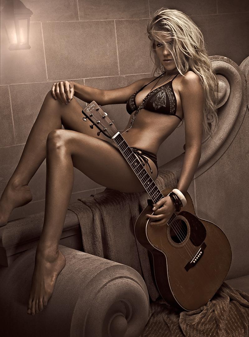 Jun 22, 2009 Waldy Martens Photography Vintage Guitar Calendar