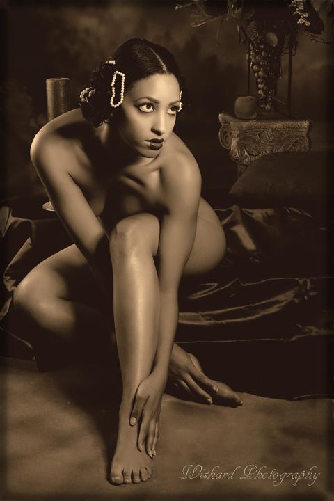 Wishard Studio Jun 23, 2009 Nancy Wishard Vintage Nudes Series