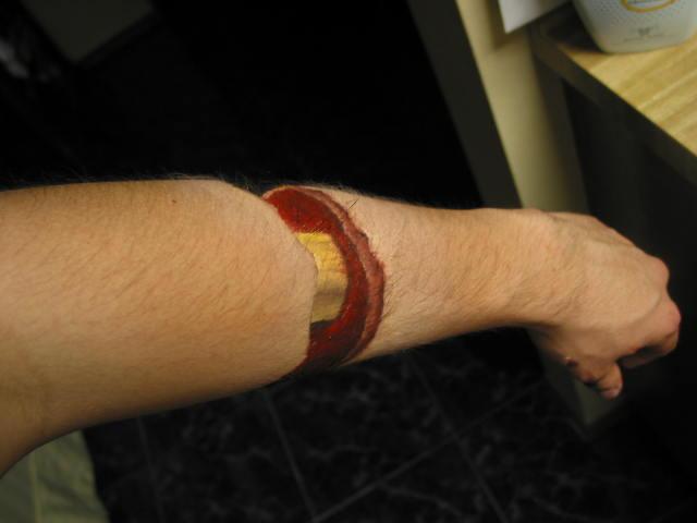 Jun 25, 2009 Freddy Ortiz Sliced flesh design