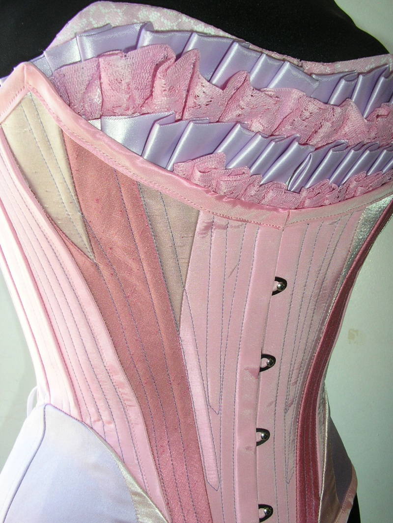 Los Angeles Jun 25, 2009 Simone C. Williams and Exquisite Restraint Corsets Its all in the details and craftsmanship! My Post-Modern Period Corset