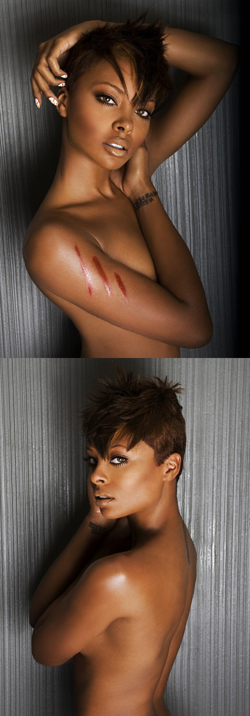 Los Angeles, CA Jun 26, 2009 Jerris Madison. Hair/MUA Terrell Mullin Exclusive: Eva Marcille Revamp