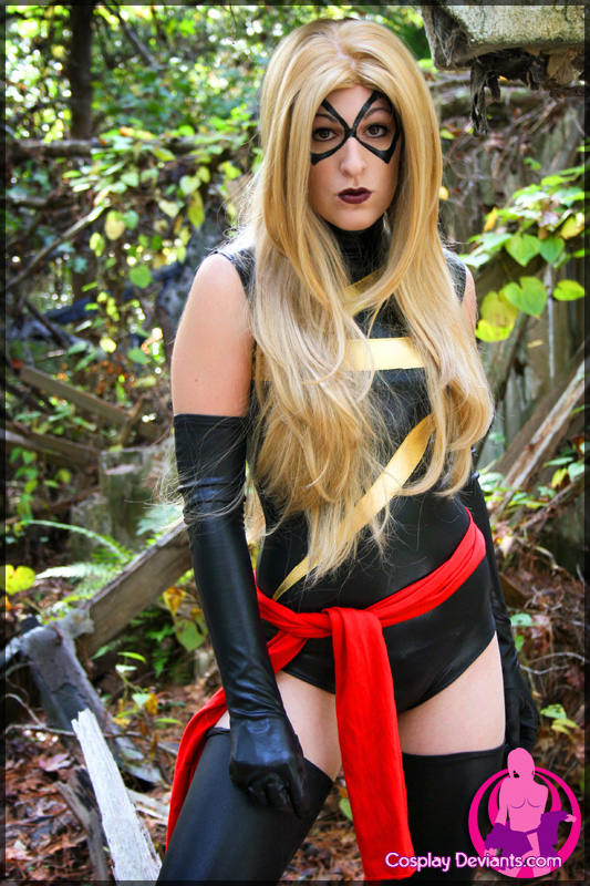 Oviedo. FL Jun 26, 2009 CosplayDeviants Ms Marvel