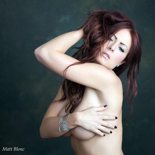 Male model photo shoot of Matt Blonc