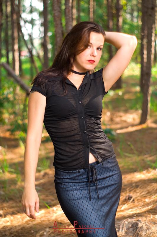 Female model photo shoot of Michelle Lakis by dvfilmer in Winter Garden, FL