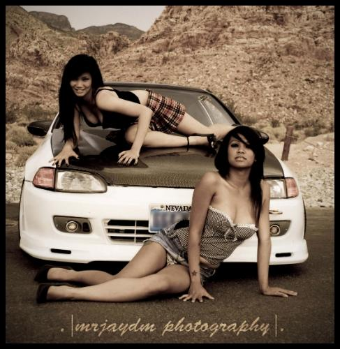 Red Rock Canyon, Las Vegas NV Jun 28, 2009 mrjaydm photo. Kai & Shamika Photoshoot